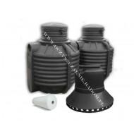 Oczyszczalnia na studni chłonnej OP-2x1000/5 StCh