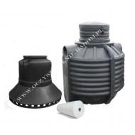 Oczyszczalnia na studni chłonnej OP-1000/2 StCh (2-3 osób)